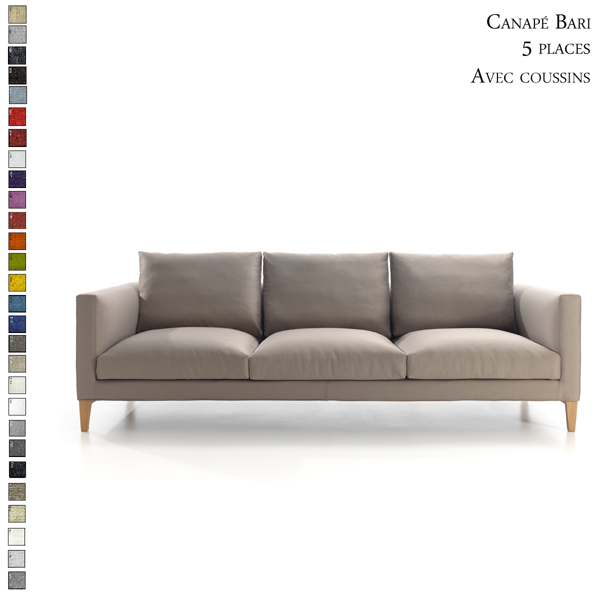 Coussin assise canape for Mousse d assise pour canape