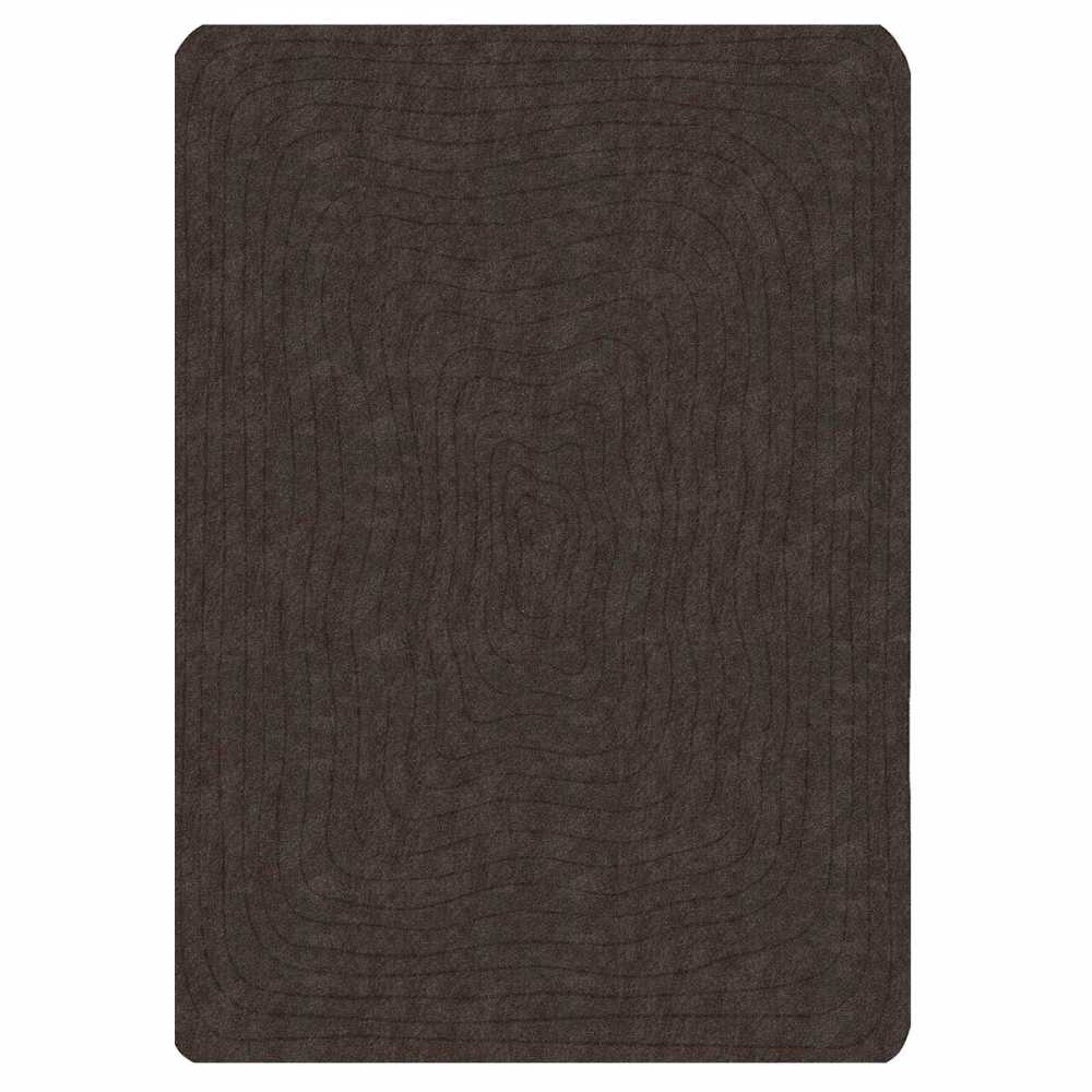 tapis de luxe gris anthracite eden par angelo 170 x 240 cm. Black Bedroom Furniture Sets. Home Design Ideas