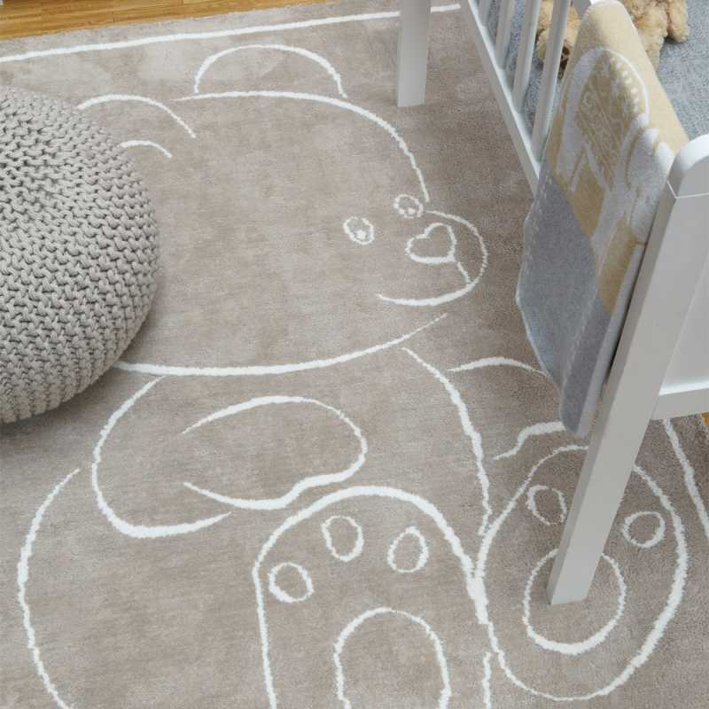 Pin tapis coton motif vagues personnalisable rg italy on for Tapis chambre motif cheval