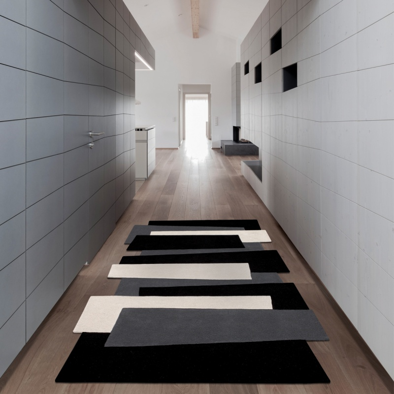 carrelage design tapis de couloir design moderne. Black Bedroom Furniture Sets. Home Design Ideas