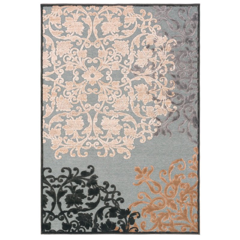 Tapis de luxe design Pixie Grey par Cut Cut