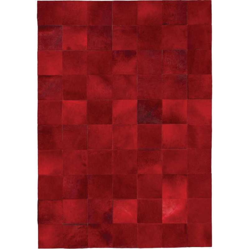 tapis de luxe contemporain rouge starless par angelo. Black Bedroom Furniture Sets. Home Design Ideas
