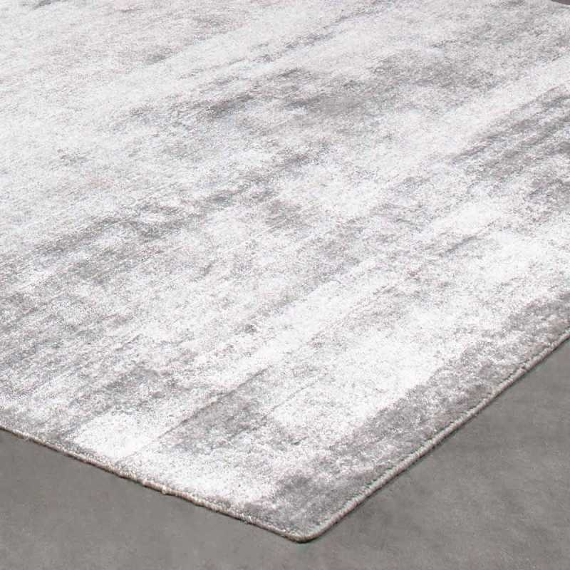 tapis sur mesure gris silky par angelo. Black Bedroom Furniture Sets. Home Design Ideas