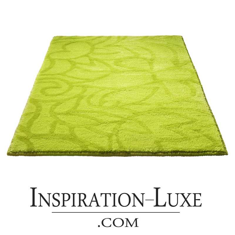 tapis de salle de bain haut de gamme vert. Black Bedroom Furniture Sets. Home Design Ideas
