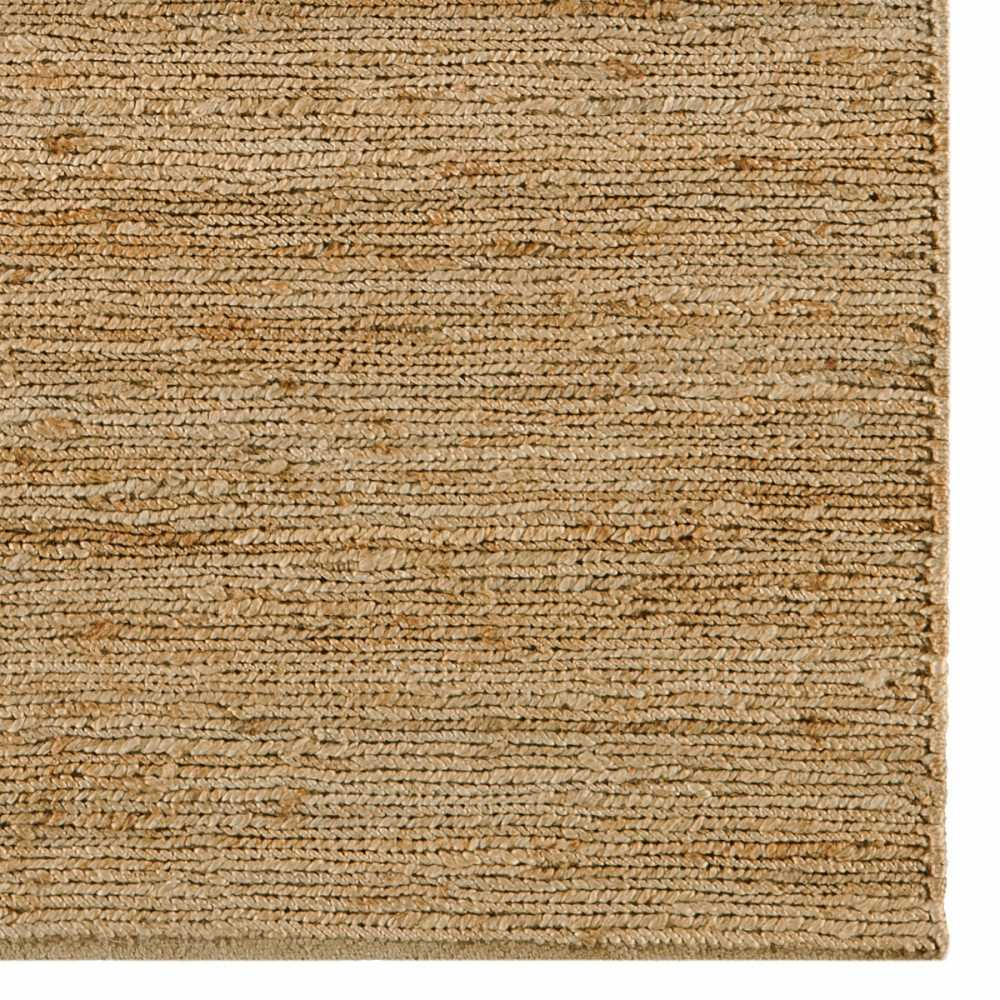 tapis naturel en jute beige fonc. Black Bedroom Furniture Sets. Home Design Ideas