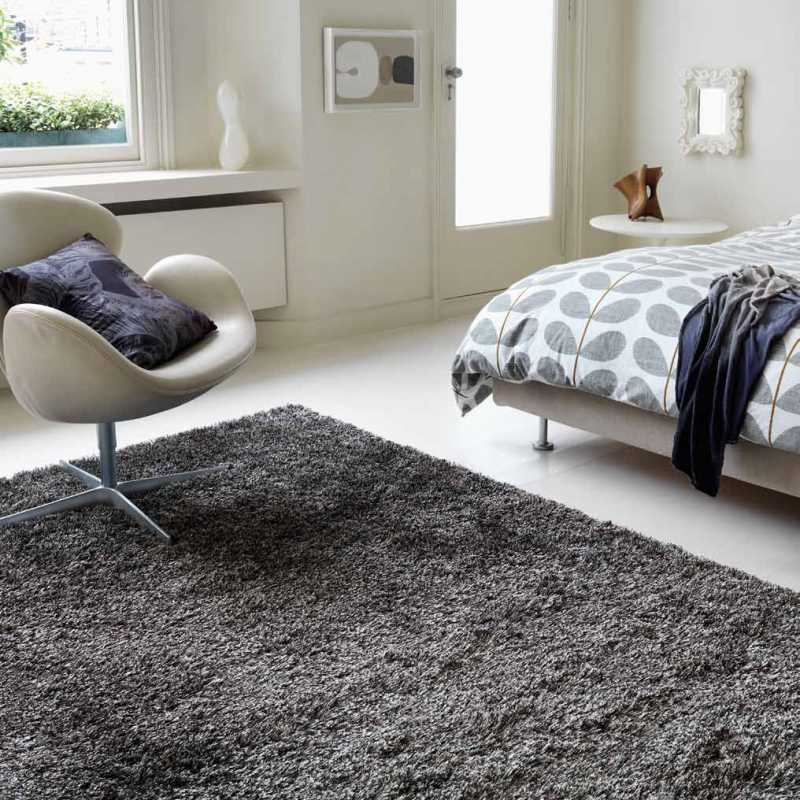 tapis haut de gamme gris fusion grey par joseph lebon. Black Bedroom Furniture Sets. Home Design Ideas