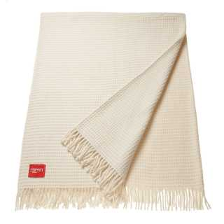 Plaid moderne beige clair confortable par Esprit Home