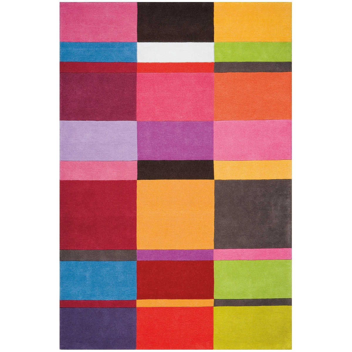 Tapis Multicolore Fashion Designs