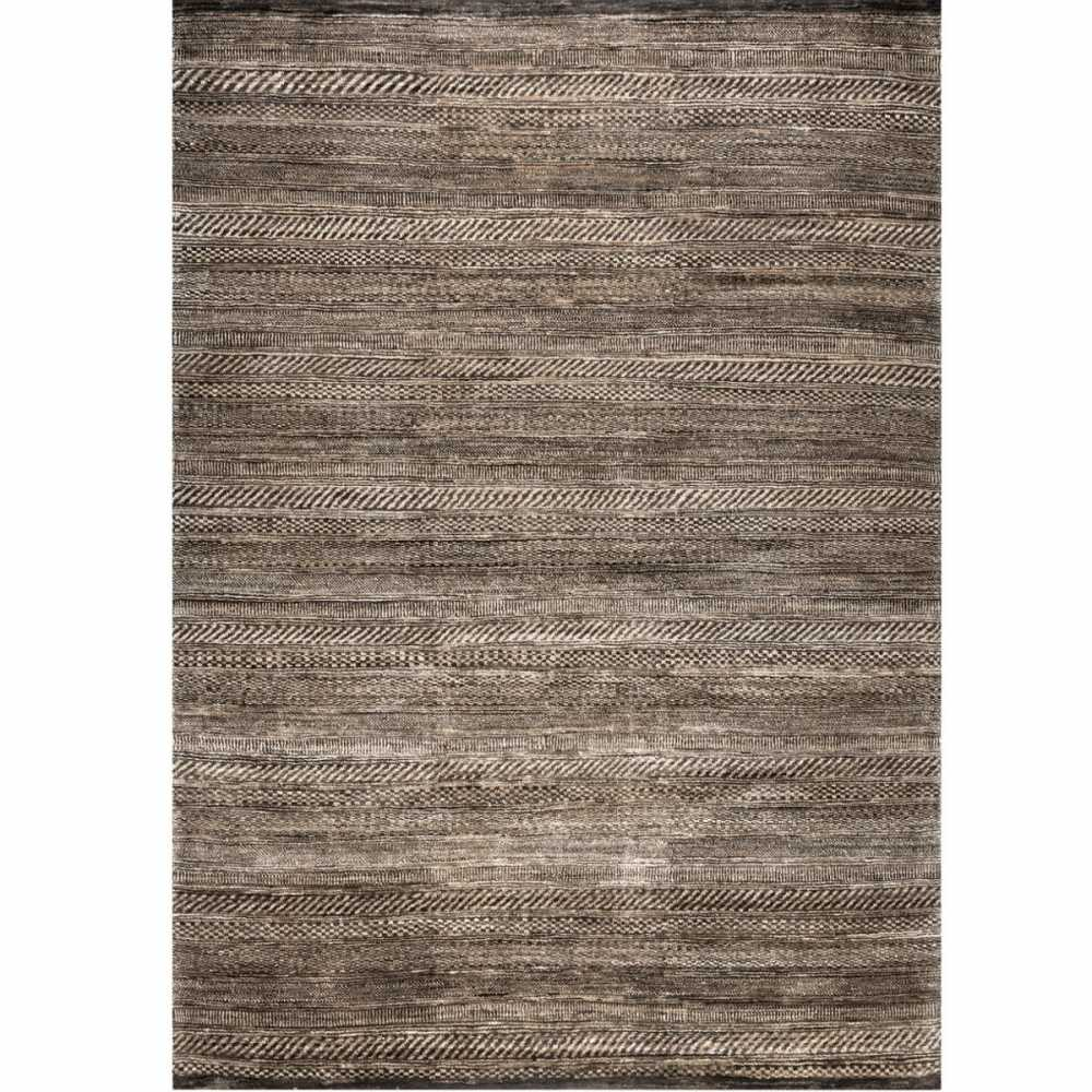 tapis haut de gamme taupe en laine par ligne pure. Black Bedroom Furniture Sets. Home Design Ideas