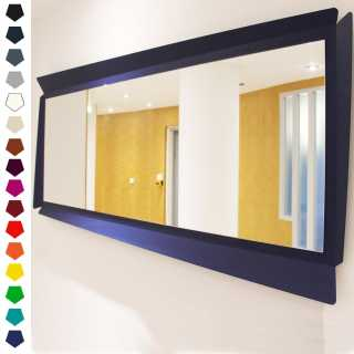 Miroir design made in France Cuatro par Zhed - 16 couleurs disponibles