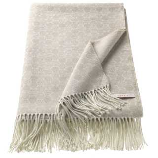 Plaid léger beige design par Esprit Home