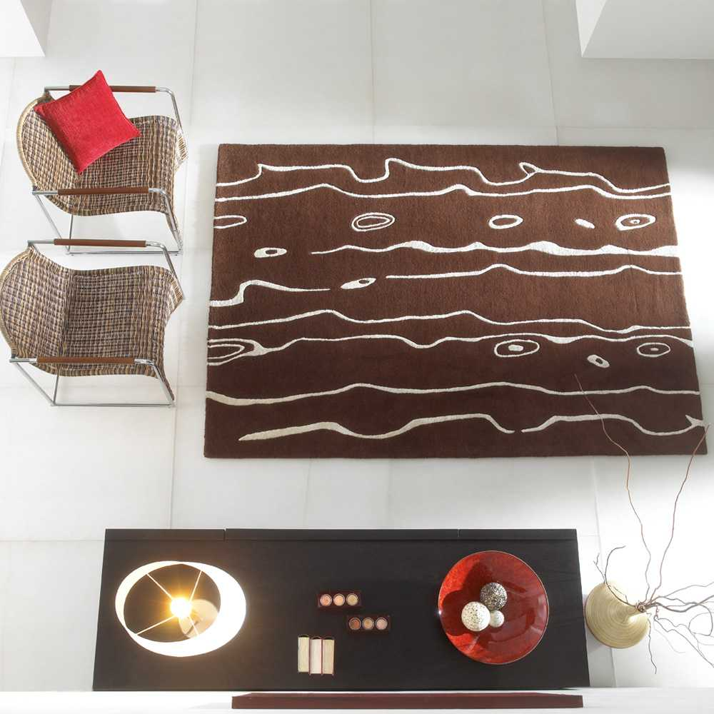 tapis design et originaux 26 tapis originaux pour un int. Black Bedroom Furniture Sets. Home Design Ideas
