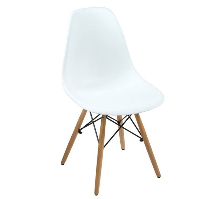 Chaise Scandinave design en polypropylène